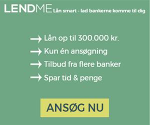Få tilbud fra 7 banker